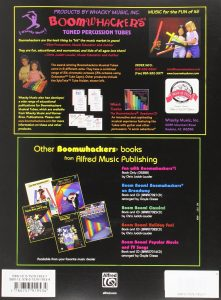 Boom Boom! Classics! For Boomwhackers Musical Tubes - Klassik für Boomwhackers 4