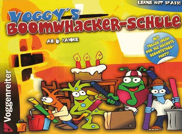 Boomwhackers Schulen - Voggy's Boomwhacker-Schule