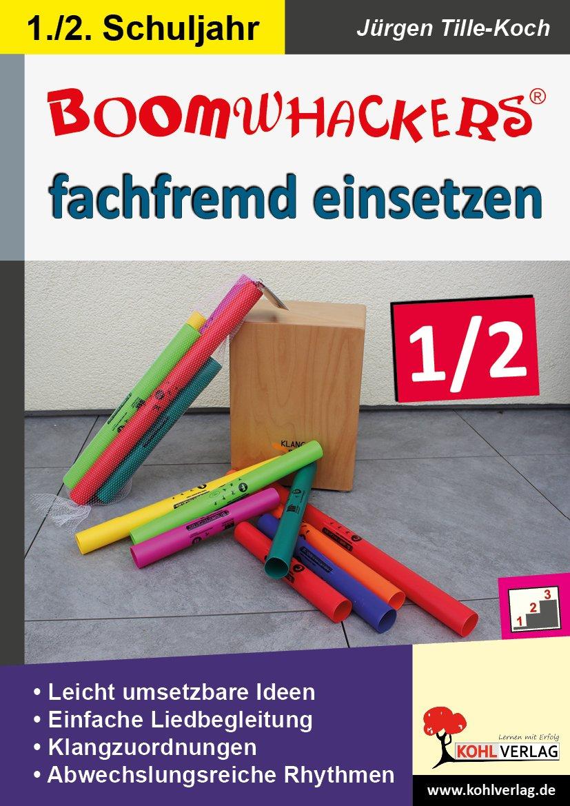 Boomwhackers fachfremd einsetzen - Cover