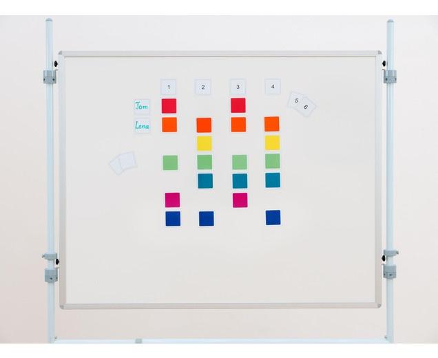 Boomwhackers Farbkarten - Für den ersten Musikunterricht ohne Noten 2