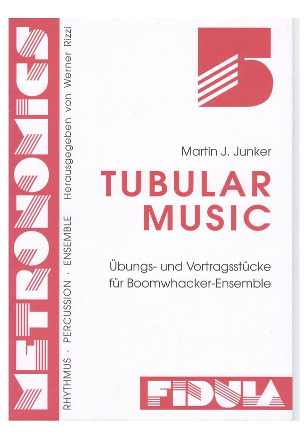 Tubular Music für Boomwhackers - Cover