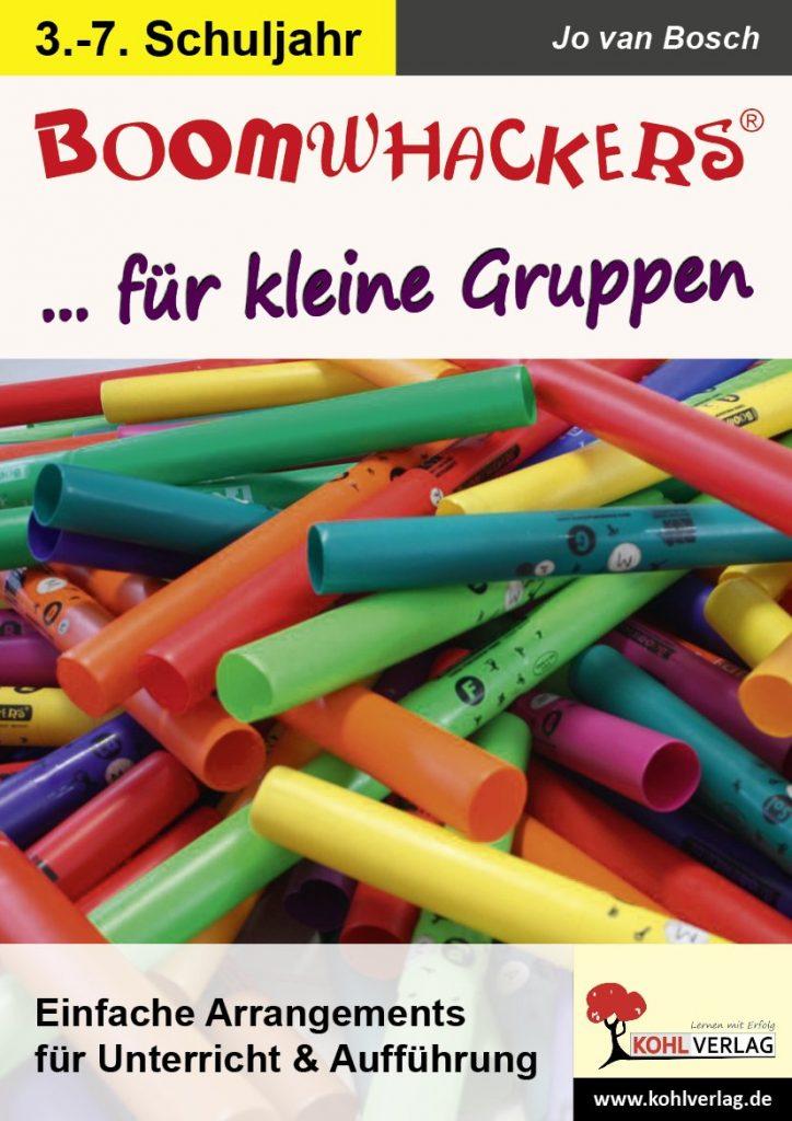 Boomwhackers für kleine Gruppen - Cover