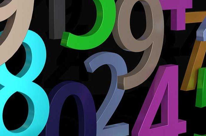 Zahlen denken - Kleines Boomwhackers Spiel ab 2 Personen 8