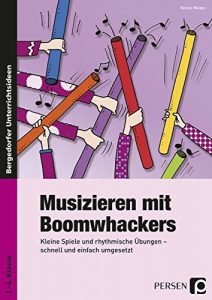 Cover zu Musizieren mit Boomwhackers