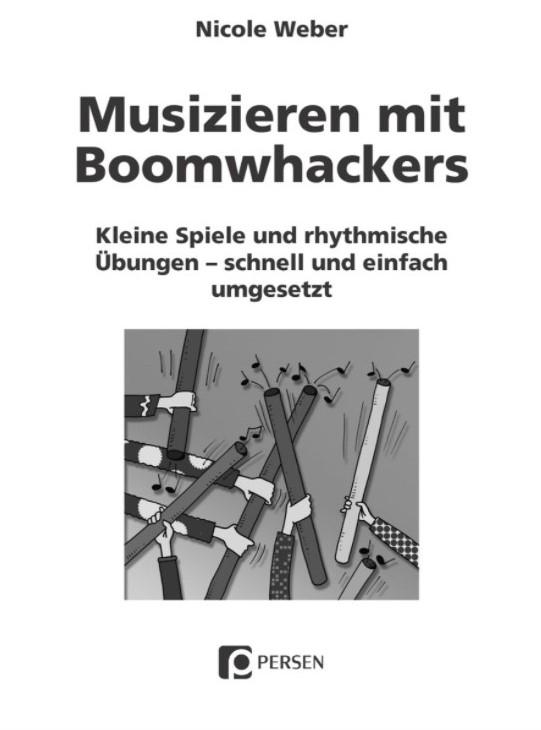 Musizieren mit Boomwhackers 2