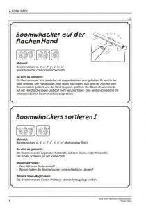 Musizieren mit Boomwhackers 4